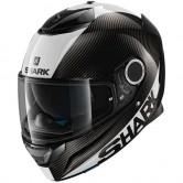 SHARK Spartan Carbon 1.2 Carbon Skin Carbon / White / Silver