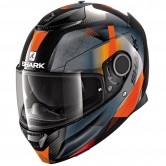 Spartan Carbon 1.2 Kitari Carbon / Orange / Anthracite
