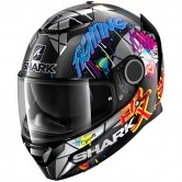 SHARK Spartan Carbon 1.2 Lorenzo Catalunya GP Carbon / Glitter / Red