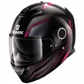 SHARK Spartan Carbon 1.2 Silicium Carbon / Purple / Anthracite