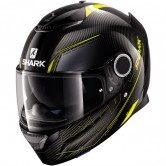 SHARK Spartan Carbon 1.2 Silicium Carbon / Yellow / Anthracite