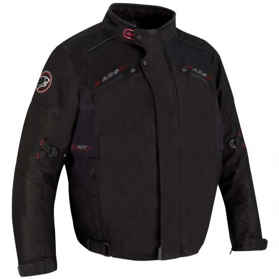 BERING Corleo King Size Black Jacket