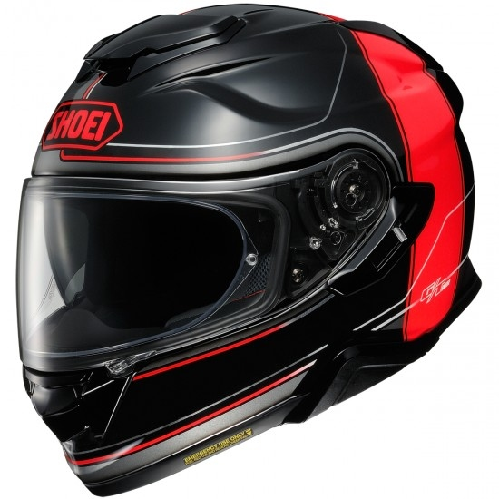 Casco SHOEI GT-Air 2 Crossbar TC-1