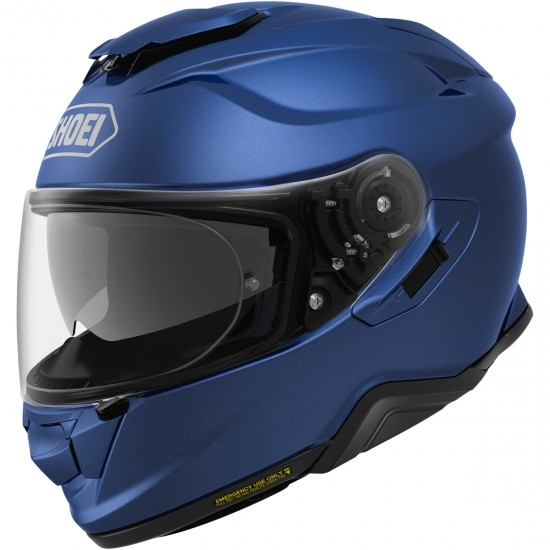 Helm SHOEI GT-Air 2 Matt Blue Metallic