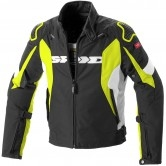 SPIDI Sport Warrior H2Out Black / Yellow Fluo