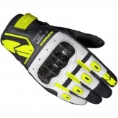 SPIDI G-Carbon Black / Yellow Fluo