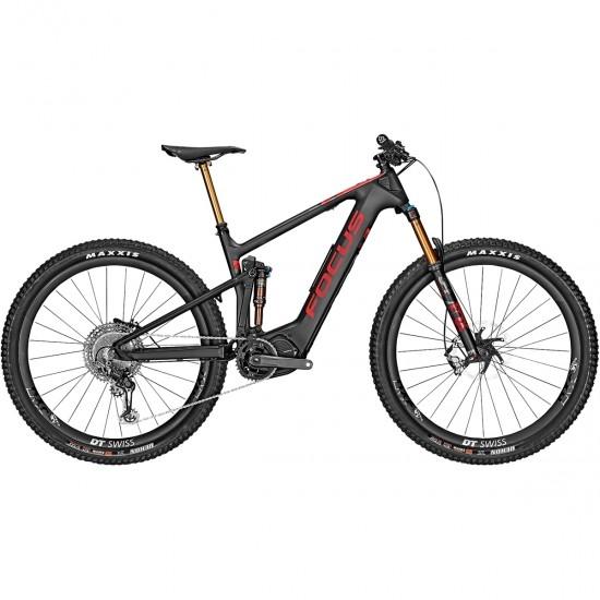 """Bicicleta de montaña FOCUS Jam2 9.9 Nine 29"""" 2019 Black / Red"""