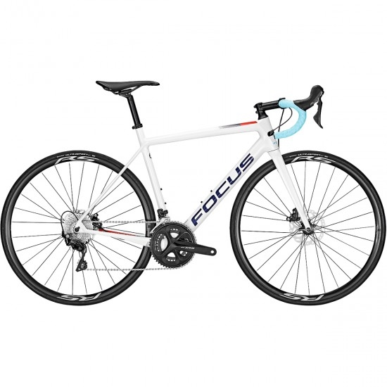Bici da strada FOCUS Izalco Race Disc 9.9 2019 White