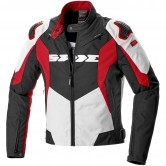 SPIDI Sport Warrior Tex Black / Red