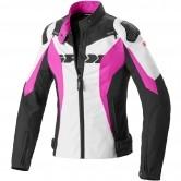 SPIDI Sport Warrior Tex Lady Black / Fuchsia