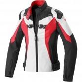 SPIDI Sport Warrior Tex Lady Black / Red