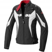 SPIDI Sport Warrior Tex Lady Black / White