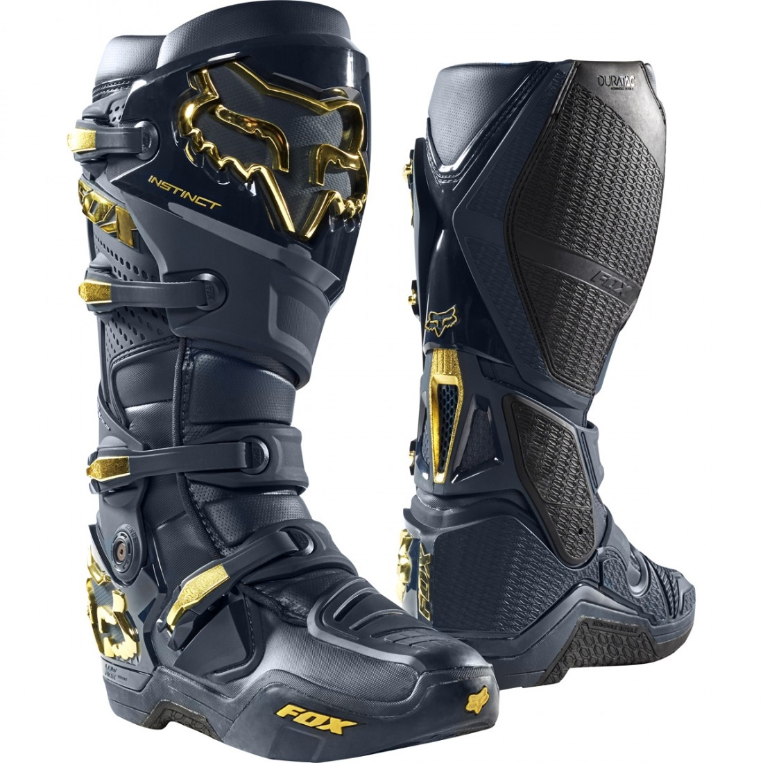 Bottes FOX Instinct LE Navy Gold