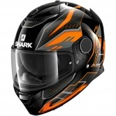 SHARK Spartan 1.2 Antheon Black / Orange / Black