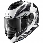 SHARK Spartan 1.2 Antheon White / Silver / Black