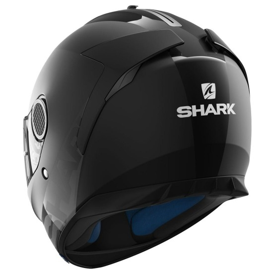 Casco SHARK Spartan 1.2 Dual Black / Black