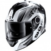 SHARK Spartan 1.2 Karken White / Black / Black