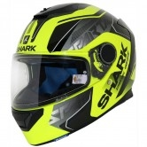 SHARK Spartan 1.2 Karken Yellow / Black / Black