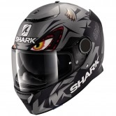SHARK Spartan 1.2 Replica Lorenzo Austrian GP Mat Anthracite / Black / Anthracite