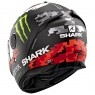 Casco SHARK Spartan 1.2 Replica Lorenzo Monster Mat 2018