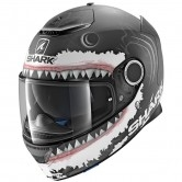 SHARK Spartan 1.2 Replica Lorenzo White Shark Mat Black / White / Anthracita