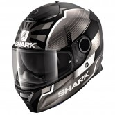 Spartan 1.2 Replica Zarco Malaysian GP Mat Black / Anthracite / Silver