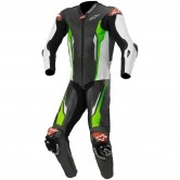 Racing Absolute Professional for Tech-Air Black / White / Green Fluo