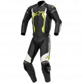 ALPINESTARS GP Force Black / White / Yellow Fluo