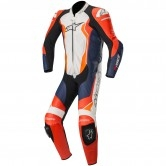 GP Force Professional Red Fluo / Black / White / Orange Fluo