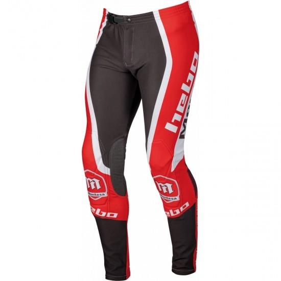 HEBO Montesa Classic III Red Pant