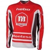 HEBO Montesa Classic III Red
