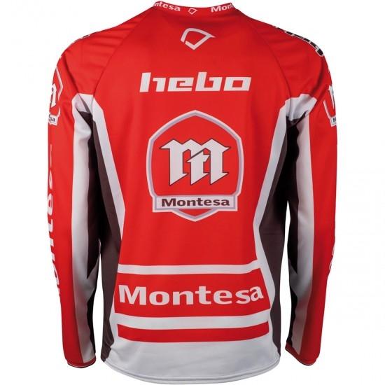 Maglietta HEBO Montesa Classic III Red