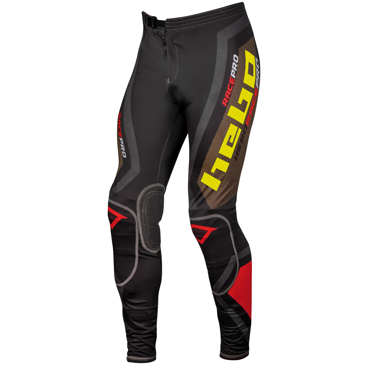 Pantalon HEBO Race Pro III Yellow