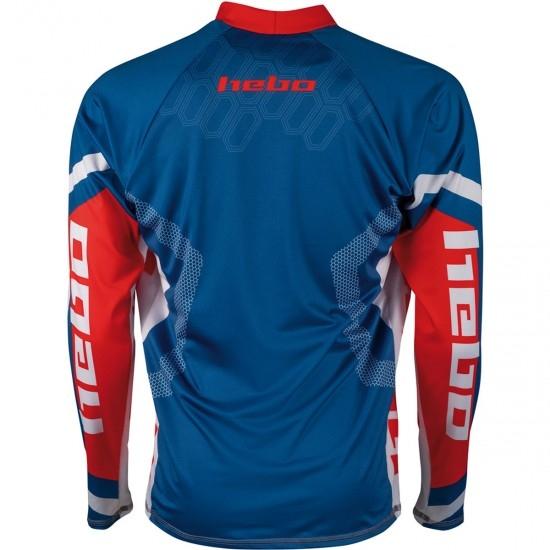 Maglietta HEBO Race Pro III Blue