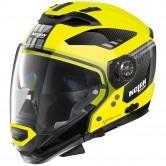 NOLAN N70-2 GT Bellavista N-Com Led Yellow