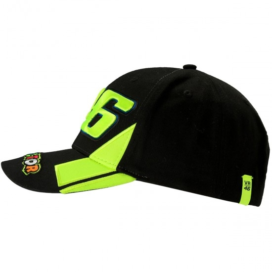 VR46 Rossi 46 The Doctor 351204 Cap