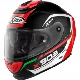 X-903 Cavalcade N-Com Black / Red