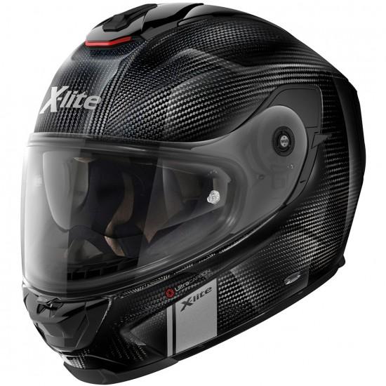 Helm X-LITE X-903 Ultra Carbon Modern Class N-Com Carbon Double D-Ring