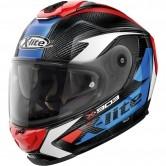 X-903 Ultra Carbon Nobiles N-Com Blue / Red