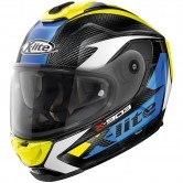 X-903 Ultra Carbon Nobiles N-Com Carbon Tinto Blue / Yellow