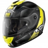 X-903 Ultra Carbon Senator N-Com Carbon / Yellow