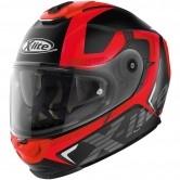 X-903 Evocator N-Com Flat Black / Red