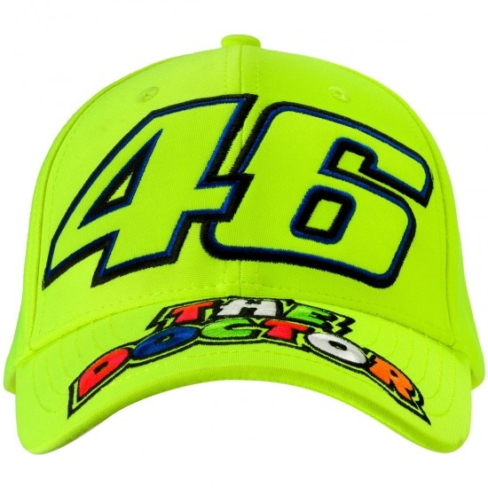 Gorra VR46 Rossi 46 The Doctor 351428
