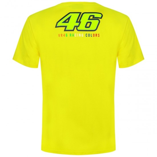 VR46 Rossi The Doctor 350101 Jersey