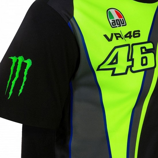 VR46 Rossi Monster 46 Replica 358304 Jersey