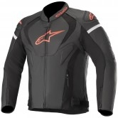 ALPINESTARS Jaws V3 Black / Red Fluo