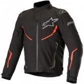ALPINESTARS T-Fuse Sport Waterproof Black / Red Fluo