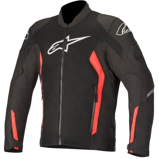 Chaqueta ALPINESTARS Viper V2 Air Black / Red Fluo