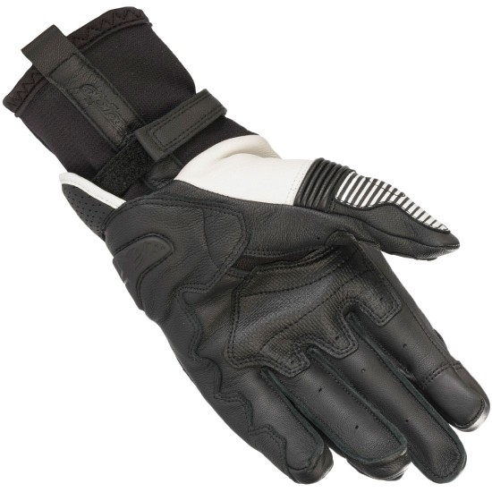 Gants ALPINESTARS GP X V2 Black / White