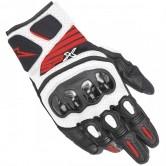 Sp X Air Carbon V2 Black / White / Red Fluo